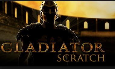 Play Gladiator Scratch at Casino.com UK