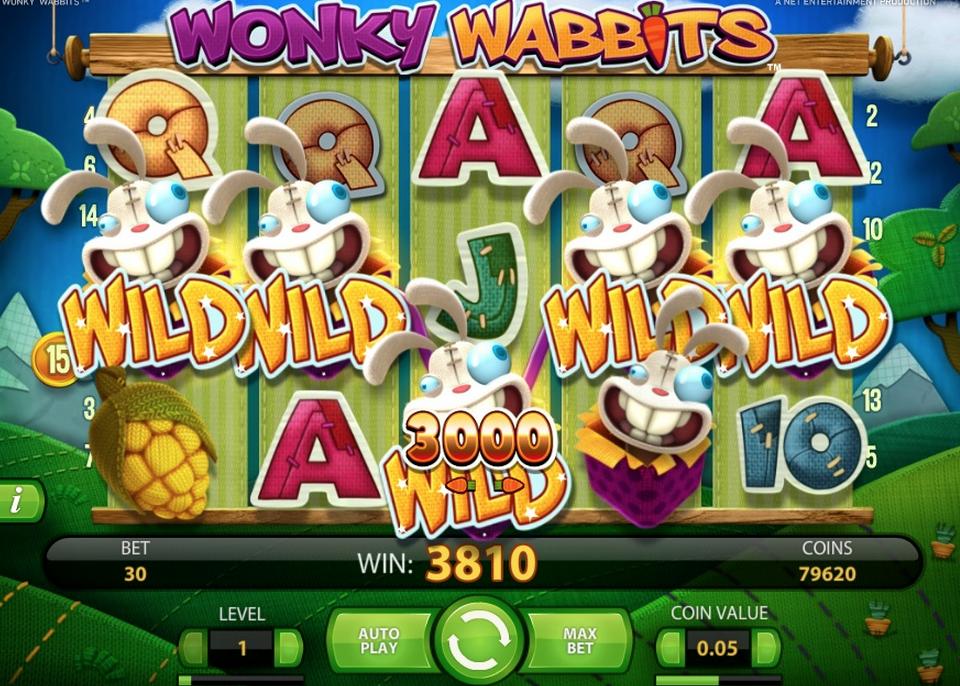 Rabbits foot casino gambling addictions statistics