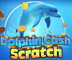 Dolphin Cash Scratch Card