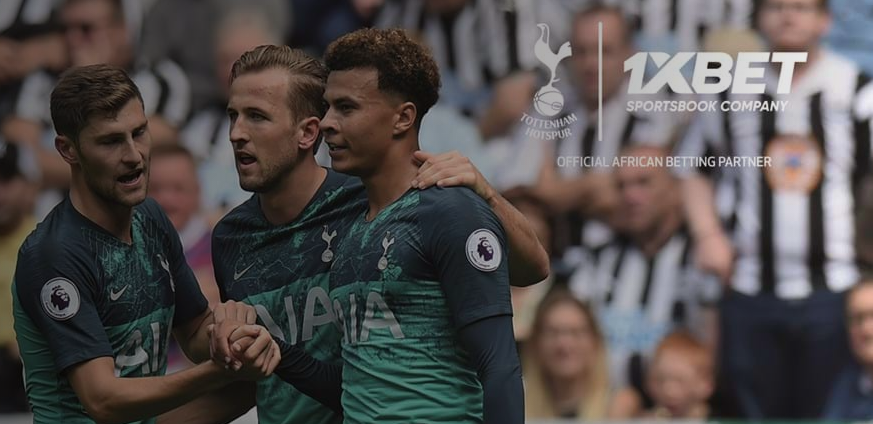 1xBet Sign Advertising Deal With Tottenham Hotspur