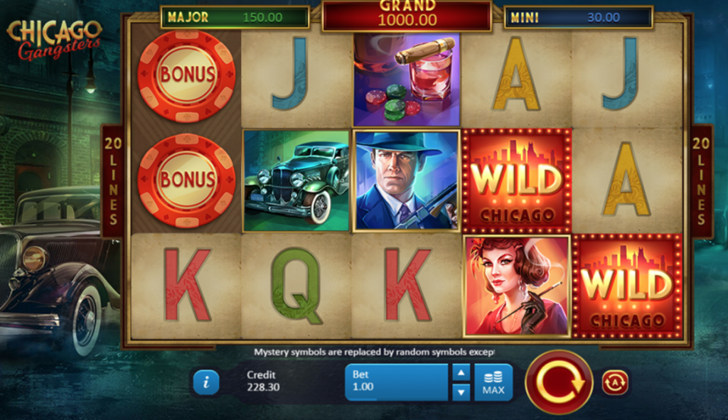 Chain bet on 22bet