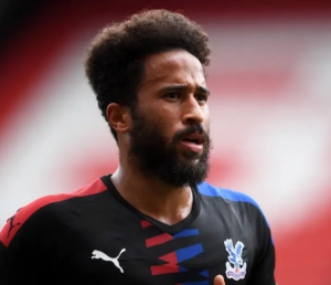 Crystal Palace Winger Andros Townsend Admits Losing £46,000 In One Night Gambling