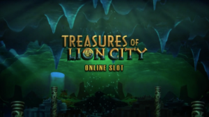 Immerse Yourself In Treasures And Riches In Microgaming's Treasures of Lion City